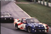 "Opel Manta ""Stars & Stripes""400 Thundersaloon.Brands Hatch 1992"